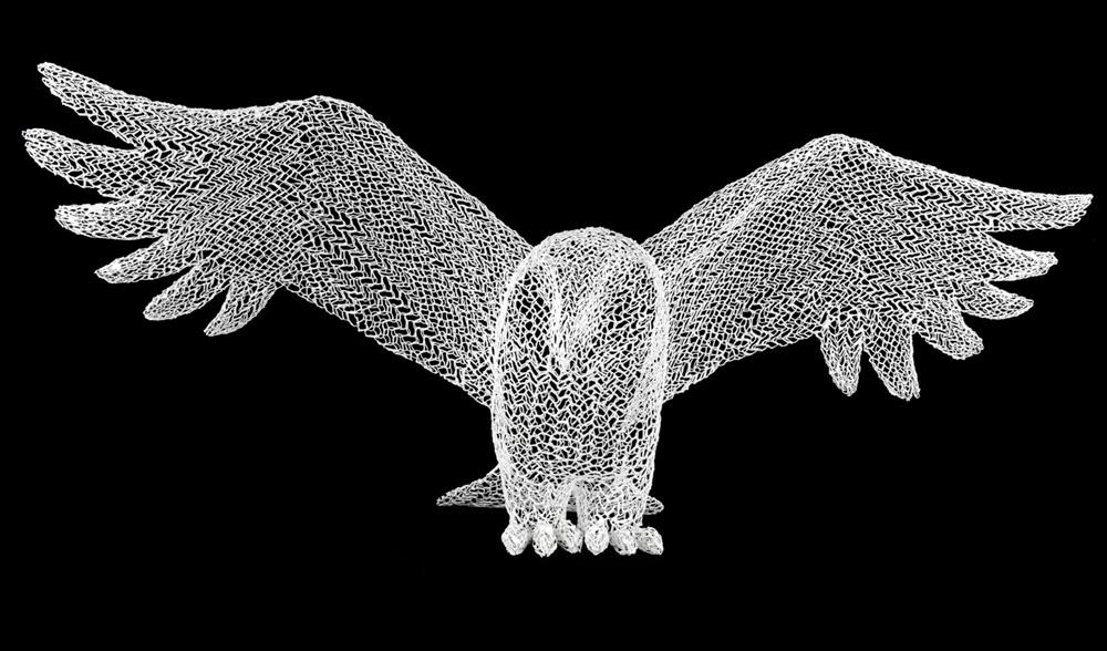 """""""Owl"""" (120cm x 60cm x 60cm)"""